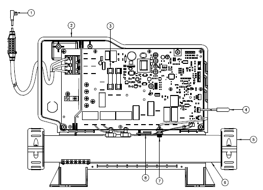 caldera spa wiring diagram 73859 iq 2020 arctic spa wiring diagram