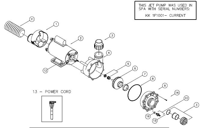 71447 shaft seal kit for wavemaster 7000