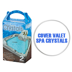 Cover Valet Spa Crystals