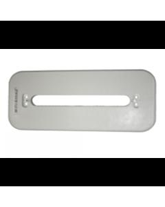 31078 Moto Faceplate White