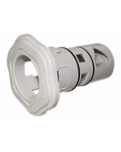 34435 Adjustable Bezel White