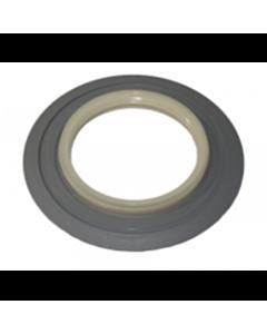 71924 Light Lens Wallfitting Grey