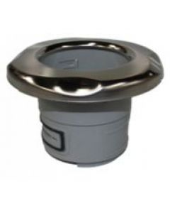 73900 Adjustable Rotary Jet Face, Cool Grey