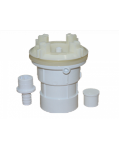 74958 Suction wall fitting limelight