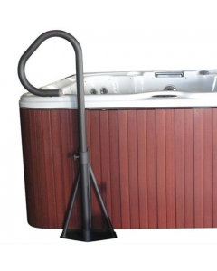 CVrail Hot Tub Handrail