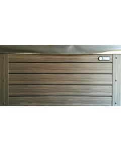 La Palma Equipment Door