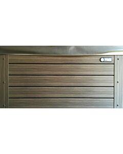 Vista Equipment Door