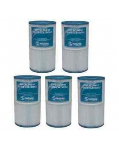 Hot Spring Spas 71825 Replacement Hot Spring Filter 5 Pack