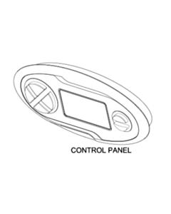 78844 Control Panel, VZ HG Hawk 19-C