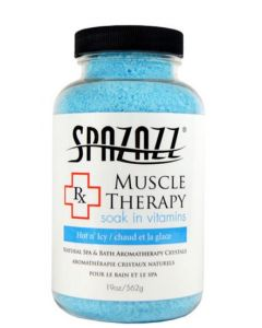 Spazazz RX Muscular Therapy