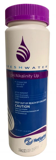Freshwater pH Alkalinity Up - Hot Spring pH Balancer 76757