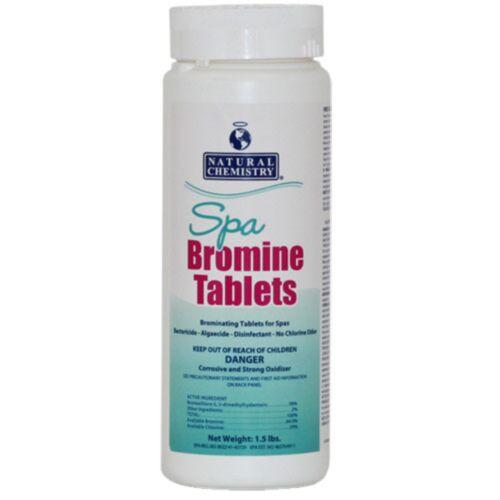 NC04109 Spa Bromine Tablets 1.5lb