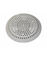 72722 Drain Screen, White