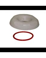 73353 Kit On/Off Valve Bezel, Warm Grey