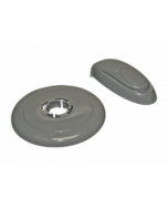 73363 Kit Lever Bezel in Grey, 4 position