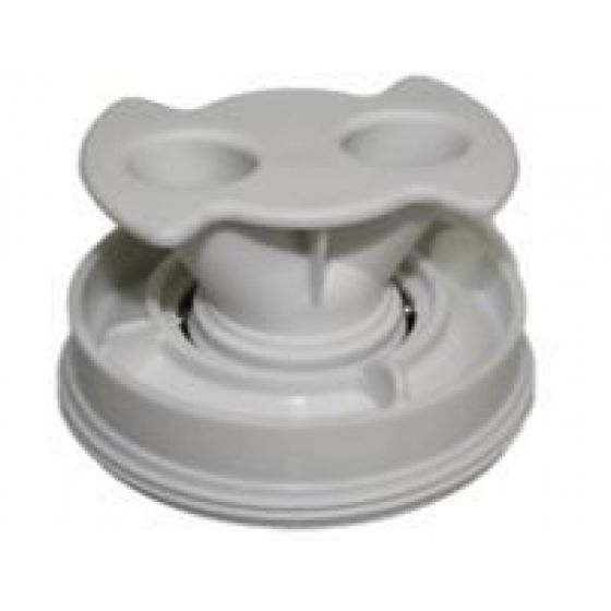 Hot Spring Spas 71619 Hydromassage Rotary Jet, White