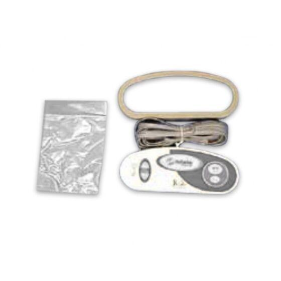 72860 Auxiliary Panel Kit SpAudio Jade