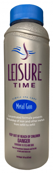 Leisure Time Spa Metal Down 1 pt