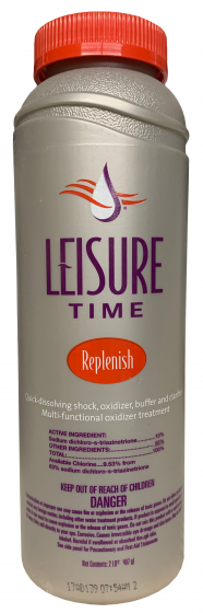 Leisure Time Replenish 2lbs