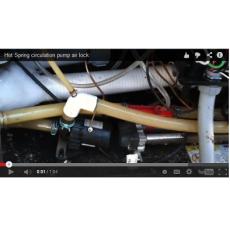 Circulation Pump Air Lock