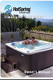 Limelight Hot Tubs Owners Manual