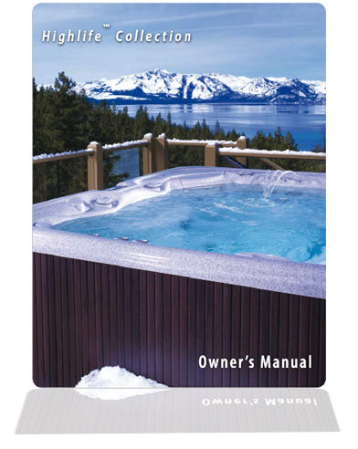Hot Springs Owners Manuals